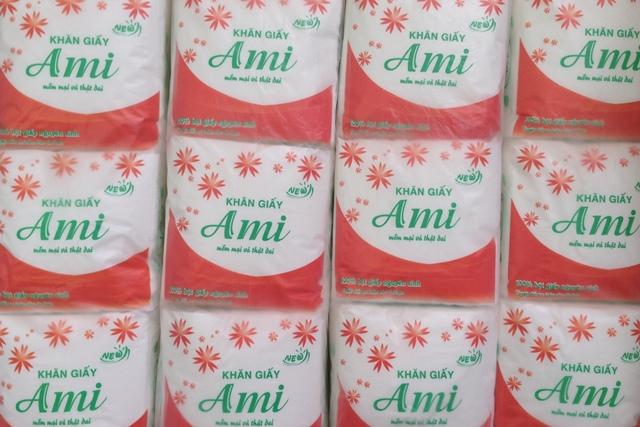 Giấy Napkin Ami