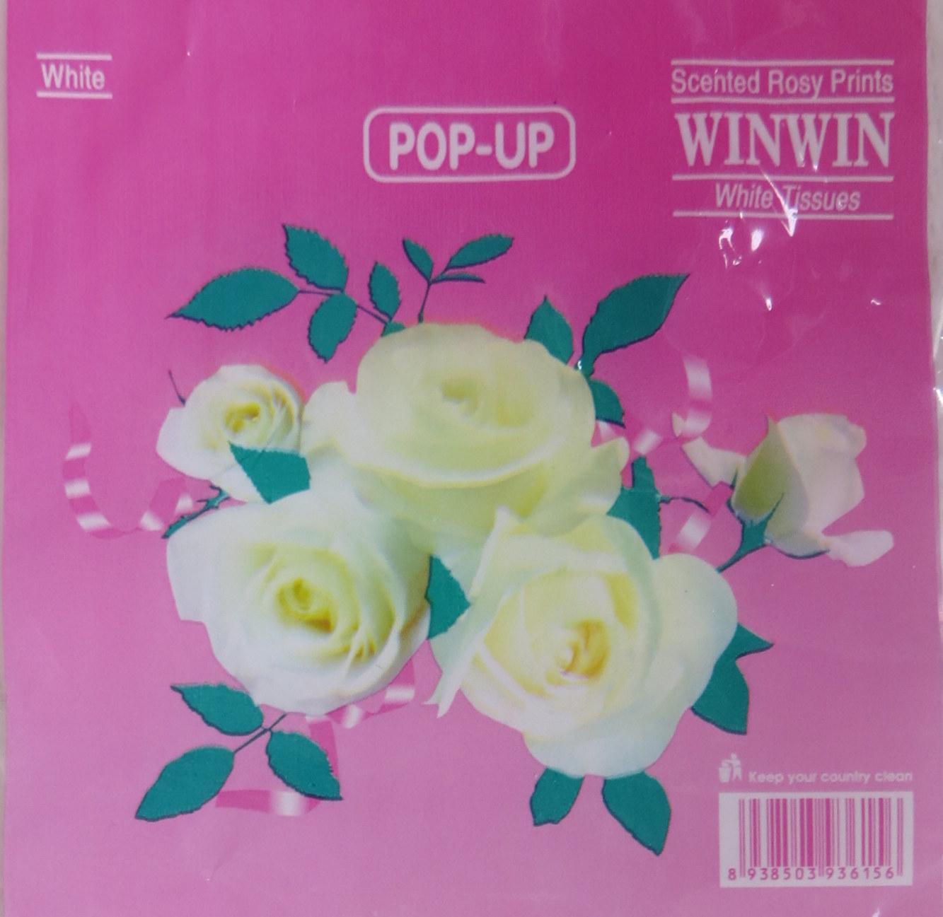 Khăn Pop-up Winwin Hồng