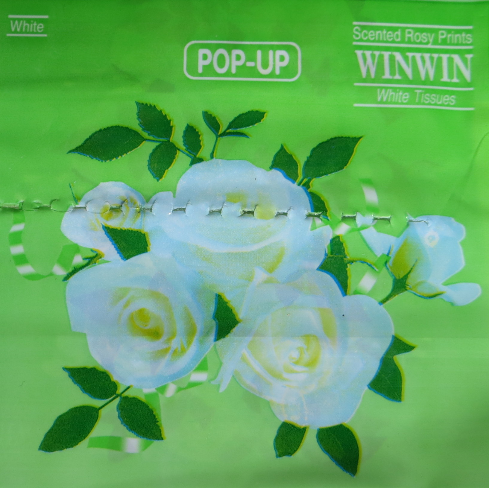 Khăn Pop-up Winwin Xanh